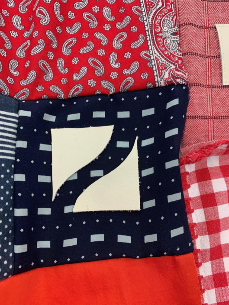 symbol on quilt